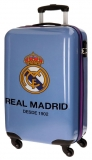 Cestovný kufor ABS Real Madrid One color one club blue 67 cm