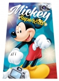 Fleece deka Mickey SuperStar 100/150 cm