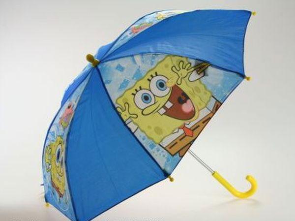 5bc6be7976 detský vystreľovací dáždnik SpongeBob