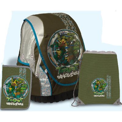 9dfa41983ab SunCe Anatomický školský batoh ABB set Korytnačky Ninja 41