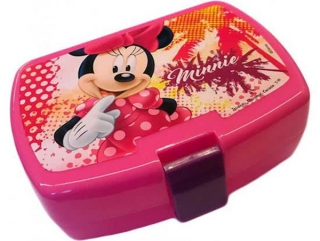 Box na desiatu Minnie