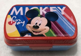Box na desiatu Mickey blue