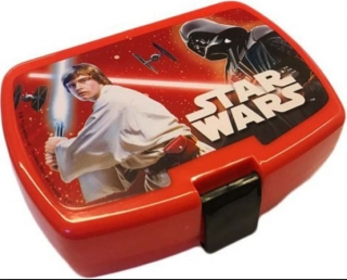 Box na desiatu Star Wars