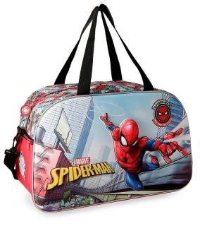 Športová taška Spiderman Grafiti 3D 45 cm empty 55e680add96