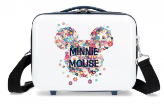 ABS Kabelka Minnie Sunny Day Flowers Blue