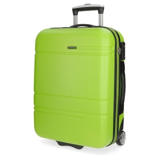 4159038a7e88f ABS Cestovný kufor MOVOM Galaxy Green 55 cm empty