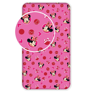 Plachta Minnie hearts 2 90/200