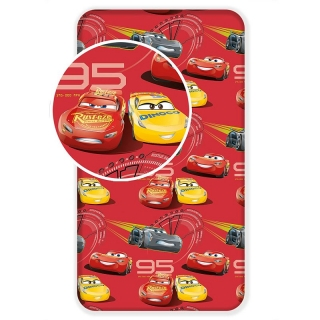 Plachta Cars 3 red