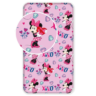 Plachta Minnie pink 02
