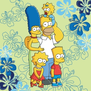 Vankúšik Simpsons family 2016